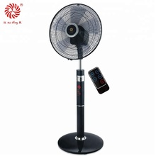 "High Quality Low Price 16 inch stand cooling fan with remote control and ""8"" oscillation HOT SELLING in South Africa"