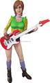 Fiberglass Playground Guitar Girl