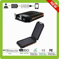 lithium iron phosphate battery solar charger