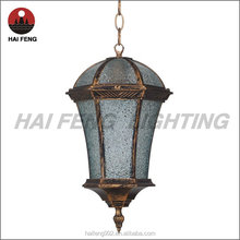 Stairway pendant light/ aluminum classic light fittings