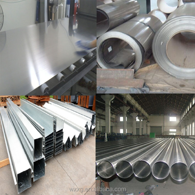 2017 Best SellinG 310S Stainless Steel Stainless Steel sheet, coils and pipes