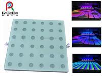 World Top Selling 60x60cm RGB Color Led Light Source led stage light up panel stage light dance floor