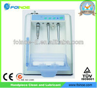 Automatic Dental Handpiece Clean and Lubricate system
