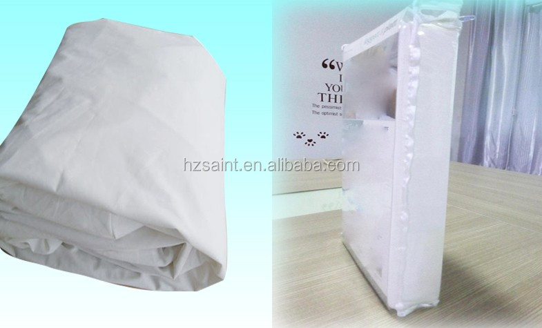 Bed Bug Blocker King Polyester Zip Encasement Mattress Cover Mattress Protector