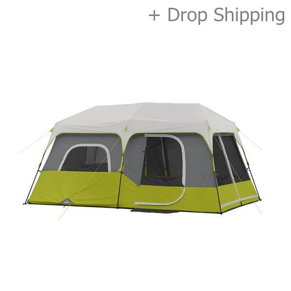 big cabin 9 person outdoor camping tent for sale -Skype: colsales12