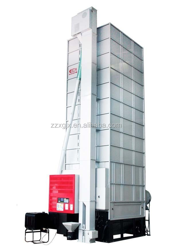 Corn seed grain dryer