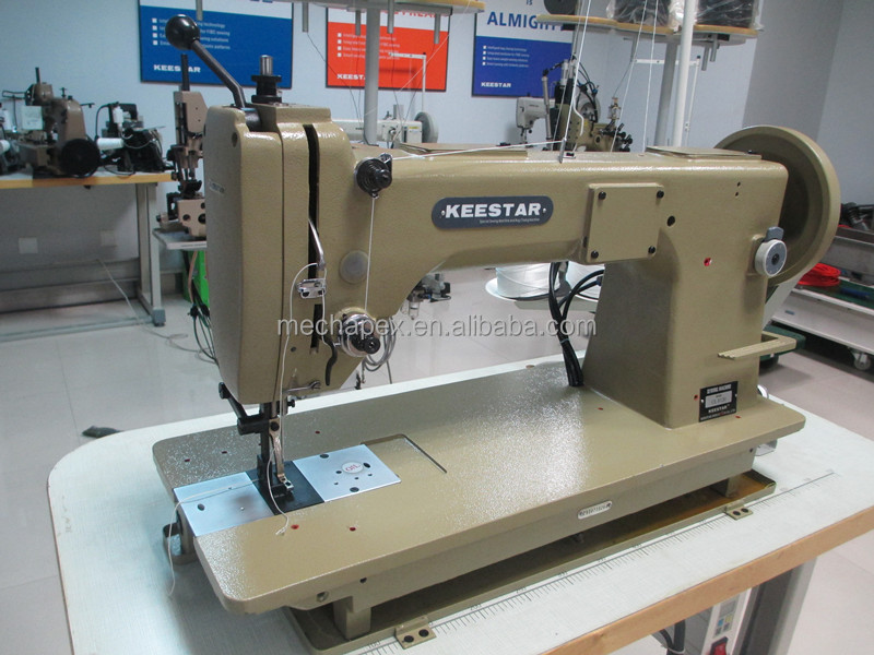 Keestar CL-F120 4straps jumbo/container bag sewing machine