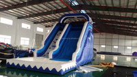 children used water big slides for sale