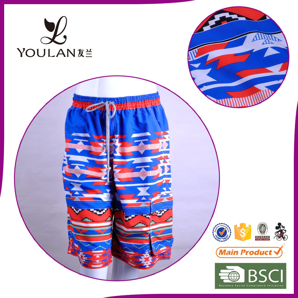 Men New Design Printed swimsuit surfing swimsuits for kids