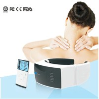 electric physiotherapy massage equipments relax neck