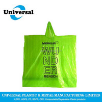 disposable LDPE/HDPE plastic rain ponchos