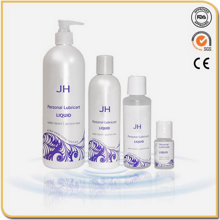 Customize Brand Name Lubricants Silicone Lubricant for Condom, Man, and Women by JH