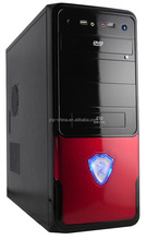 2015 Hot Sale New Design Red Colorful High Quality Computer Case/PC Case/Computer Cabinet