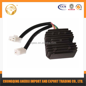 Cheapest Motorcycle Parts CH125 Shark 12V Voltage Regulator Rectifier
