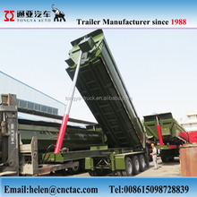 3 axle tipper semi trailer for sale