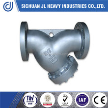JL foundry steel sand casting OEM parts for petroleum industry