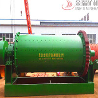 Effective Mineral Gold Cylindrical Ball Mill