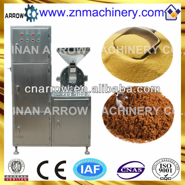 Automatic High Capacity Maize Corn Meal / Flour Grinding Machine