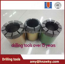 Professional NQ, NQ2,NQ3,HQ, HQ2,HQ3 Diamond Core Drill Bit (OD=95.76MM)
