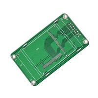 Low cost FR4 HASL ENIG led light circuit boards for electronic products with CE UL authentication