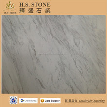 laminated white marble 3mm 5mm thickness marble tiles wall cladding