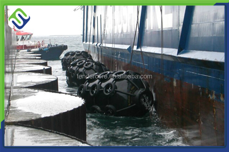High pressure floating marine pneumatic rubber fender