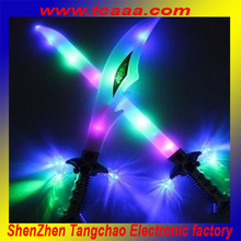 Best Selling Plastic Flashing Muscial LED Sword