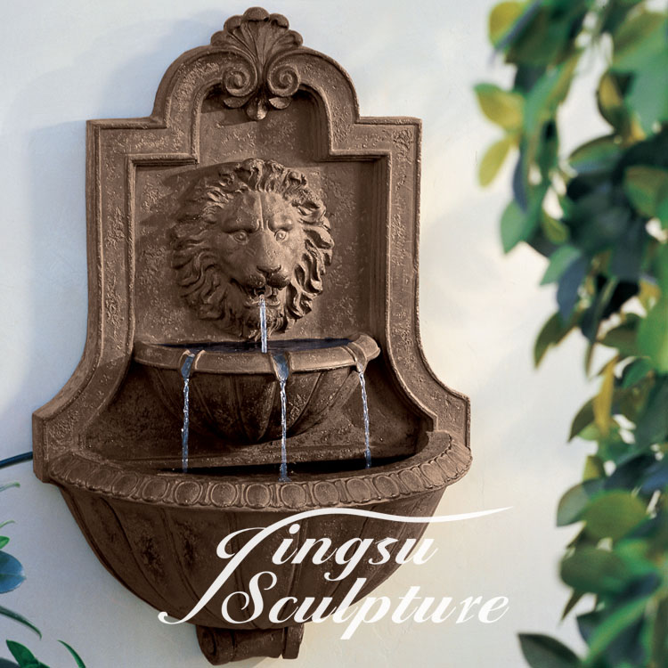 Low Price antique stone wall fountain