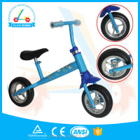 2016 China Factory wholesale 12 sport no-pedal balance bike