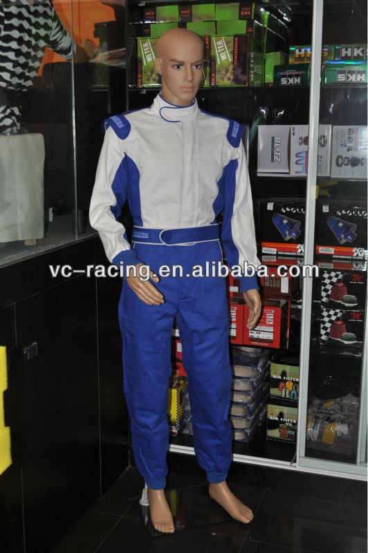 Sparco FIA Approved Auto Racing Wear
