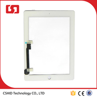 New Replacement Touch Screen Glass Digitizer For iPad 3, for iPad 3 Touch Screen Glass Digitizer, for iPad 3 Digitize