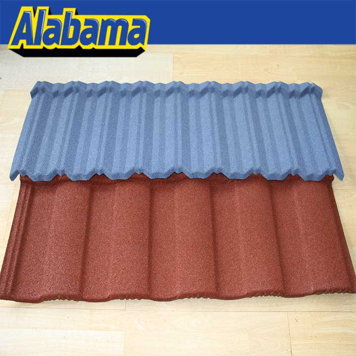 competitive Price color metal roof tile producer, copper roof sheet