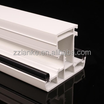 Supplier of Extruded Upvc Square Window Profile Spare Parts