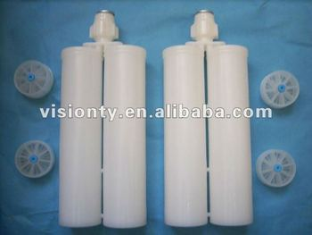 400ml(1:1) dual cartridge/two component cartridge/epoxy cartridge