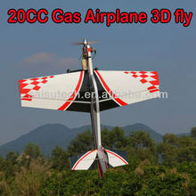 YAK54 rc airplane gas 20cc cheap model airplane YAK54 20cc