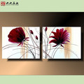 FG-00281 Handmade oil painting beautiful flower paintings