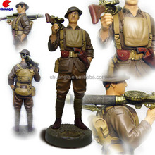 Small plastic soldier toy figures, first and second war toy soldier,OEM factory