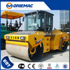 XCMG 3Y1821 three wheel static pneumatic road roller/compactor