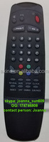 TV REMOTE CONTROL MODEL ERISSON FHS08A , FOR ALGERIA MARKET, ANHUI FACTORY, TIANCHANG MANUFACTURER