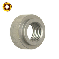 Stainless steel cnc lathe part non-standard machine metal component