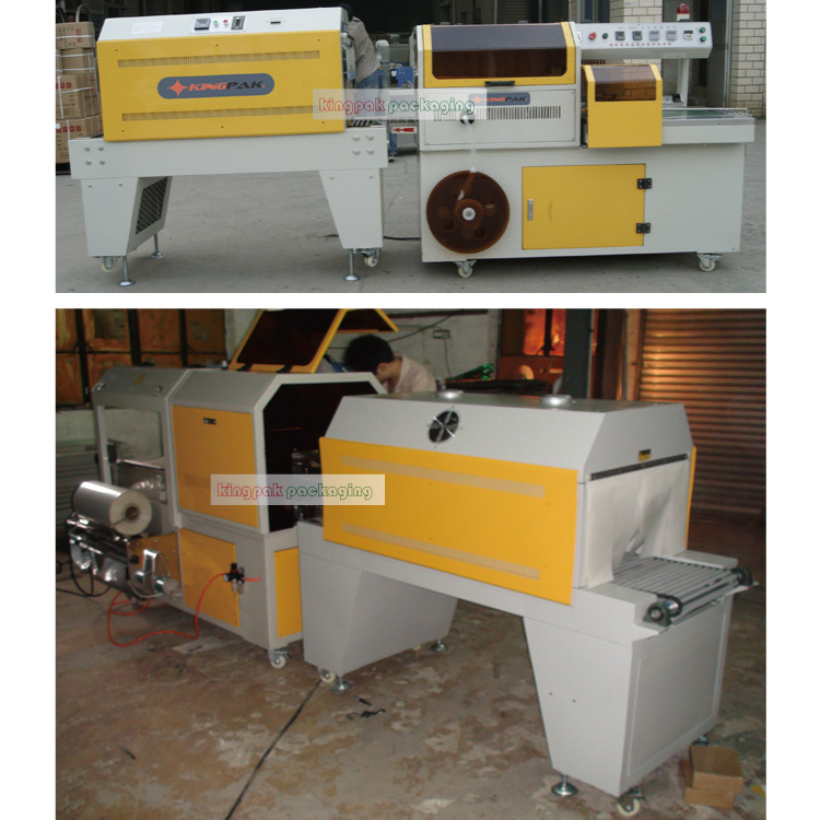 BSL-560A Automatic L Bar Sealing Shrink Packing Machine