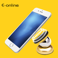 360 Degree mount magnetic Phone holder car Mobile phone stand for iPhone And Smartphone support for iphone car holder