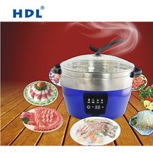 made in China patented electric steaming cooker for seafood
