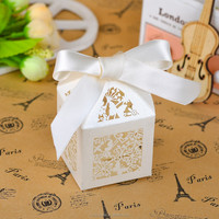 sweet gift&cake boxes design for weddings