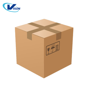 Custom Size Cardboard Recycled Cardboard Paper Big Size Corrugated Boxes Paper Carton Packaging Box With Logo Printing