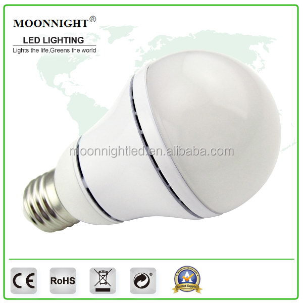 China supplier manufacture Hot Sell 9W 470 lumen led bulb light