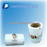 Moon Cake Plastic Roll Film Accept Custom Print/Food Packaging Roll Film