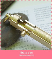 advertising logo pen logo pen brass pen