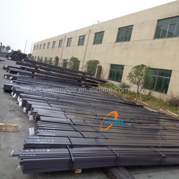 Hot Rolled 5160 Spring Steel Flat Bar