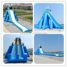 2015 top quality dragon theme inflatable slide for adult and kids